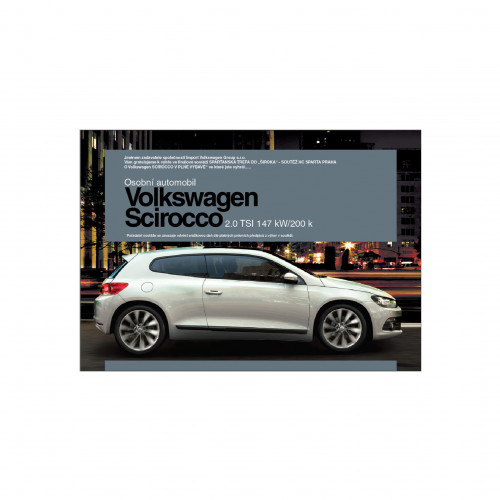 Volkswagen promotion banner